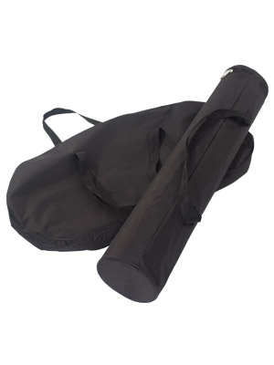 sac de transport pour comptoir courbé