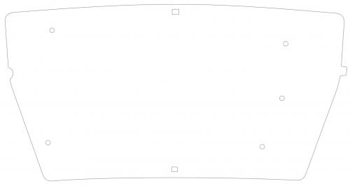 plexiglass pour visière de sableuse