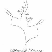 tableau rencontre baiser